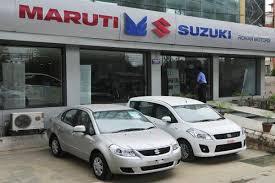 मारुति सुजुकी को उम्मीद, त्यौहारी सीजन में बढ़ेगी वाहनों की बिक्री