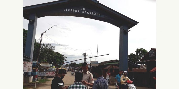 Naga Council Dimapur to deploy volunteers in 3 check gates