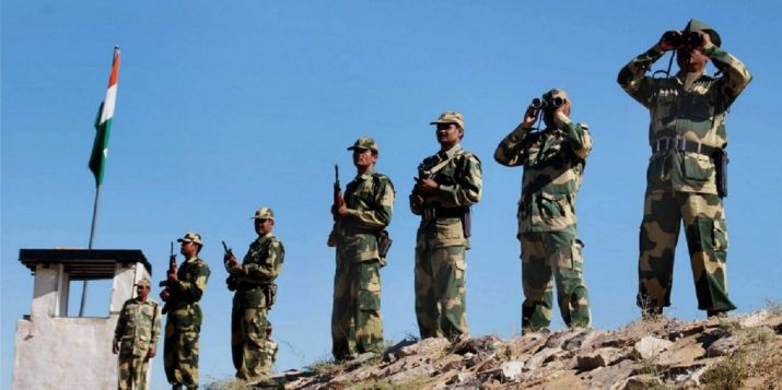 मणिपुर के मोरेह कस्बे में भारत-म्यामां सीमा को सील कर दिया