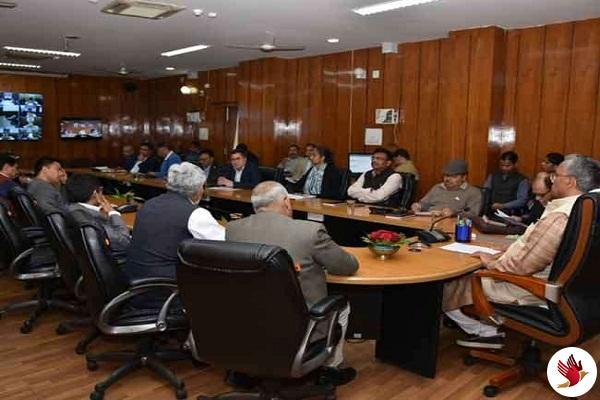उत्तराखंड सरकार के तीन साल पर सभी विधानसभा क्षेत्रों में होंगे कार्यक्रम