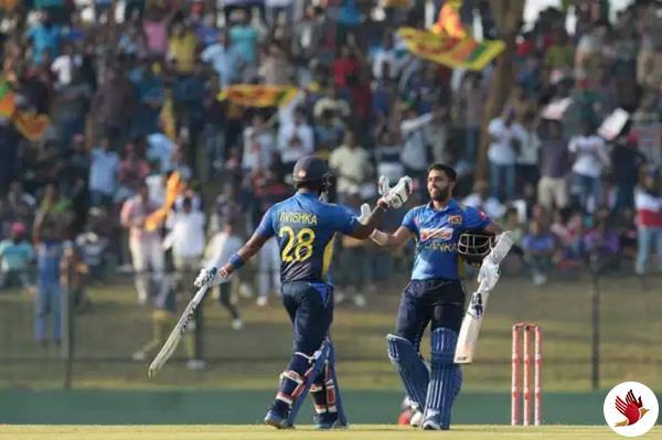 अविष्का फर्नांडो और कुसाल मेंडिस के शतक, श्रीलंका ने जीती वनडे सीरीज
