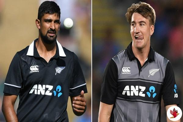 अंतिम वनडे के लिए सोढ़ी और टिकनर को टीम में शामिल किया