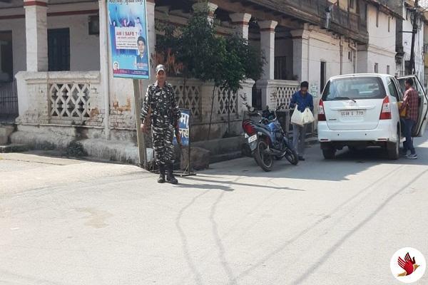 रायपुर में इनकम टैक्स विभाग की बड़ी कार्रवाई