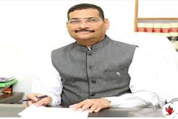BJP ने प्रदेश अध्यक्ष दीपक प्रकाश को बनाया राज्यसभा का उम्मीदवार