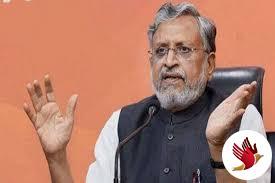 राज्यसभा उम्मीदवार तय करने में RJD ने नहीं अपनाई लोकतांत्रिक प्रक्रियाः सुशील मोदी