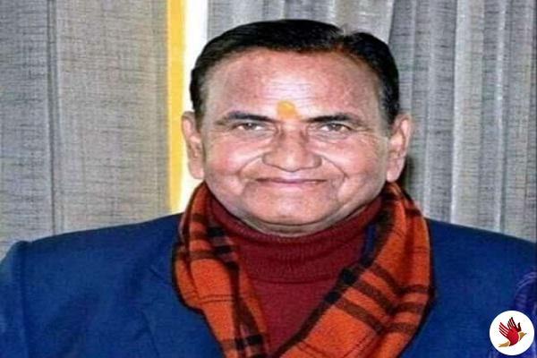 विधानसभा के पूर्व उपाध्यक्ष रिखी राम कौंडल का निधन