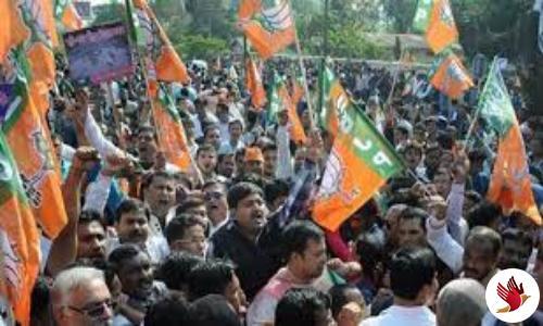 पीके की चुनावी रणनीति के जवाब में भाजपा का 'नमस्ते नमो'