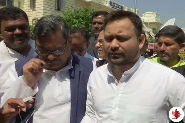RJD प्रत्याशियों द्वारा किए गए नामांकन से कांग्रेस नाखुश