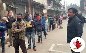 On Meghalaya Streets, Chief Minister Urges People To Practice Social Distancing