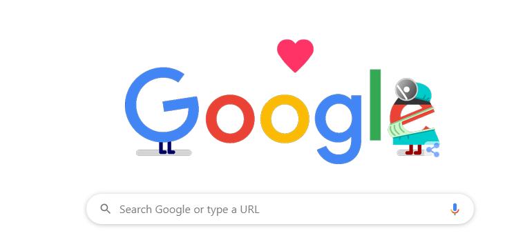 गूगल ने डूडल बनाकर कोरोना वायरस से लड़ रहें डॉक्टर्स का किया धन्यवाद