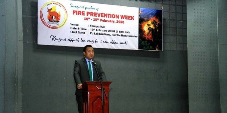 Mizoram Cong slams home minister over Indian Reserve battalion assault