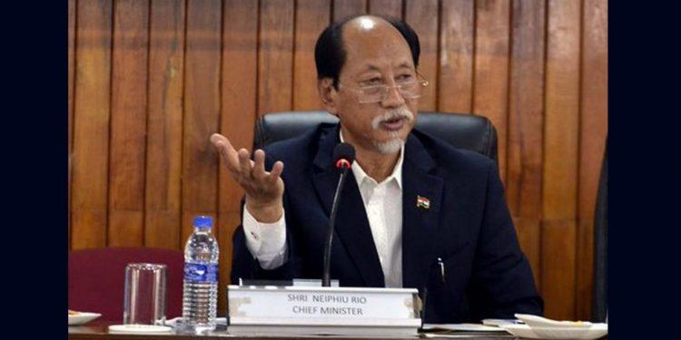 COVID-19 : Nagaland announces ex-gratia for frontline staff