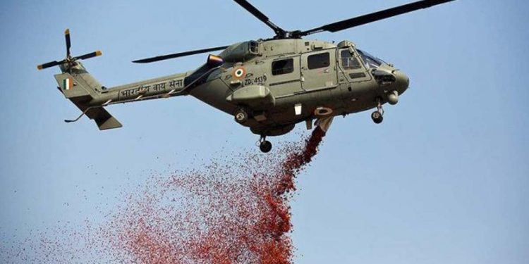 Salute to Corona warriors: IAF to drop flowers over Bethany, NEIGRIHMS, Civil Hospital in Shillong