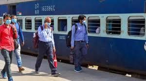 ट्रेन चलाने की अनुमति शुक्रवार को दी गई