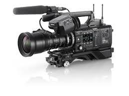 Digital Broadcast and Cinematography Cameras