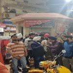 पुरानी दिल्ली स्टेशन पर कोविड रिसेप्शन तैयार