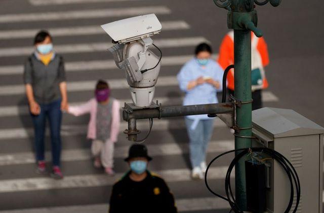 China's coronavirus campaign offers glimpse into surveillance system