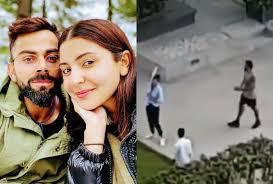 पति विराट के साथ क्रिकेट खेलती नजर आईं अनुष्का शर्मा