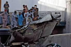 France Airbus experts begin probe into PIA plane crash in Karachi