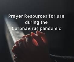 Calls to pray and keep coronavirus away