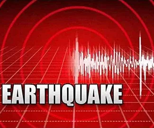 मणिपुर में 3.6 की तीव्रता के साथ भूकंप के झटके