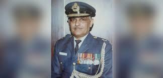 Former Air Marshal Shiv Prasad Chakraborty passes away