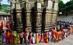 No devotees, pilgrims at Ambubachi Mela this year