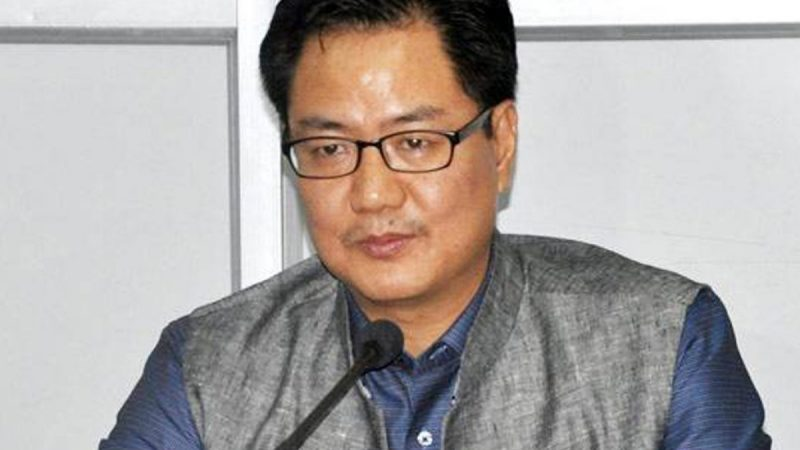 Maintain efficient work culture, says Arunachal Pradesh Deputy CM Chowna Mein