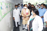 सुपर स्पेशलिटी अस्पताल को कोविड हॉस्पिटल बनाएंगे – मुख्यमंत्री श्री चौहान