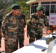 Assam Rifles DG visits Manipur