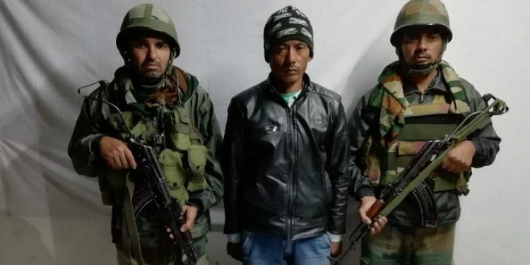 ULFA-I cadre nabbed in Dibrugarh