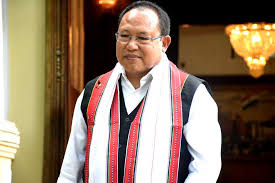 Newly inducted Minister Awangbow gets forest, environment portfolio