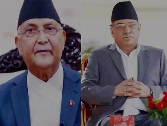 नेपाल में ओली से अपनी ही पार्टी ने मांगा इस्तीफा