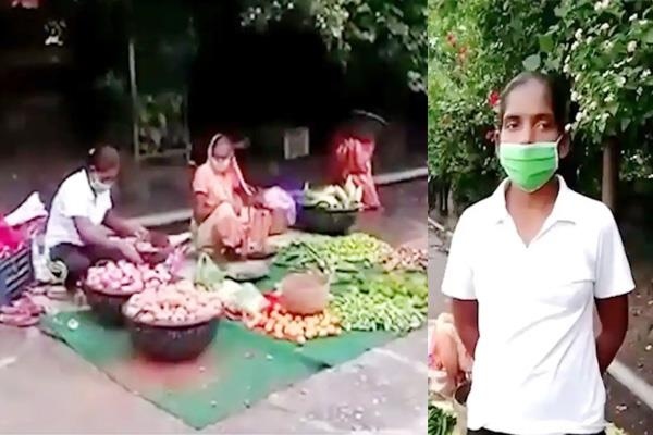 गलियों में सब्जी बेचने को मजबूर एथलीट गीता कुमारी