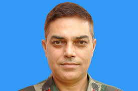 Alok Naresh takes over as Assam Rifles IG in Manipur