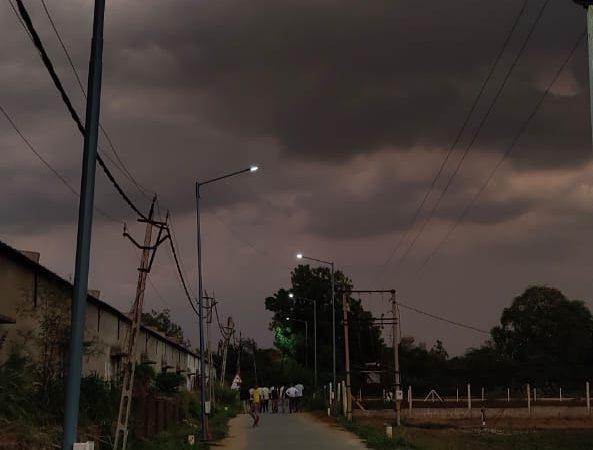 ખેડબ્રહ્મા : શહેરમાં સ્ટ્રીટ લાઈટનુ ઉદઘાટન