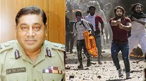 दिल्ली पुलिस का हलफनामा