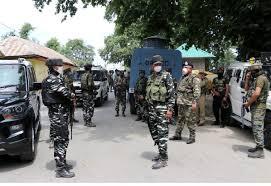 जम्मू-कश्मीरः चार आतंकी ढेर