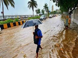 मुंबई, ठाणे में भारी बारिश की संभावना