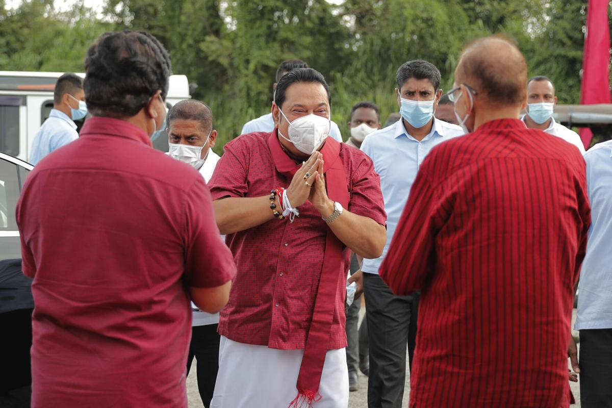 Rajapaksa brothers to get strong support in Sri Lanka polls