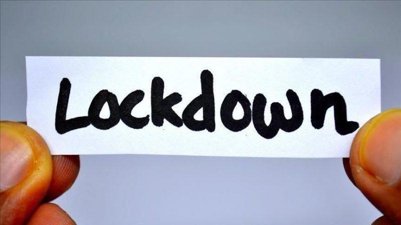 Lockdown till August 31