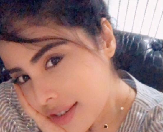 अभिनेत्री सहनूर ने काफी लंबे समय के बाद अपने प्रियजनों के साथ मनाई ईद ।
