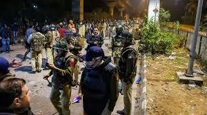 जामिया हिंसाः पुलिस की कार्रवाई थी जरूरी