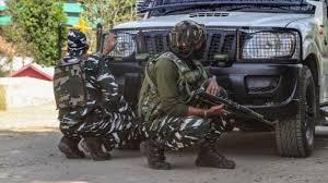 पुलवामा में आतंकियों ने किया हमला