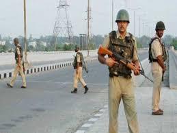 दिल्ली में आतंकी गिरफ्तार: यूपी में अलर्ट