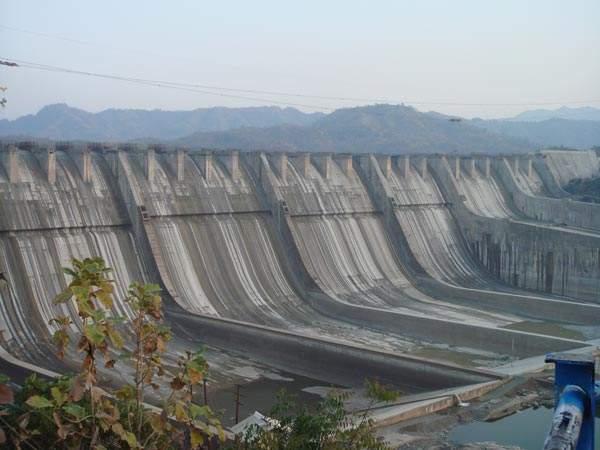 સરદાર સરોવર નર્મદાડેમની જળ સપાટી વધીને 136.03 મીટર થઈ