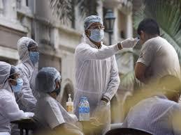 कोरोना मरीजों ने बढ़ाई संक्रमण की रफ्तार