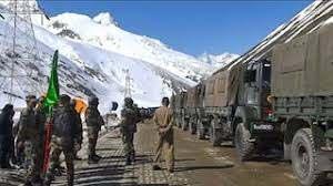 किन्नौर में चीन से सटी सीमा पर बढ़ी सुरक्षा