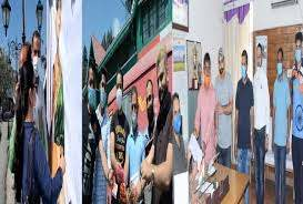 कंगना के समर्थन में भाजपा: हस्ताक्षर अभियान