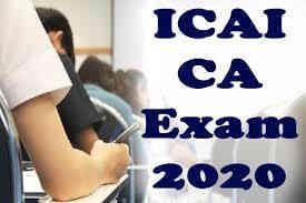 CAની પરીક્ષાઓ ફરી મોકુફ 21મી નવે.થી શરૂ થશે